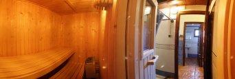 Sauna finlandesa  (Servicio compartido)